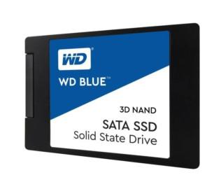 Твердотельный накопитель Western Digital WD Blue SATA 250 GB (WDS250G2B0A)