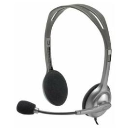 Наушники с микрофоном Logitech H110 Headset Stereo 2xminiJack