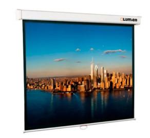 Экран проекционный 305x229 Lumien Master Picture настенный