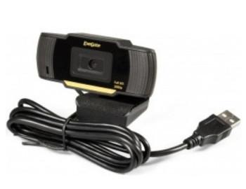 Веб камера ExeGate BusinessPro C922 FullHD 1080p/30fps (EX286183RUS)