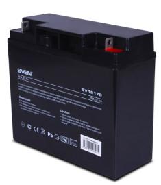 Батарея SVEN SV12170 / 12V/17Ah / клемма T1