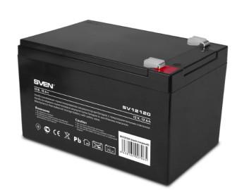 Батарея SVEN SV12120 / 12V/12Ah