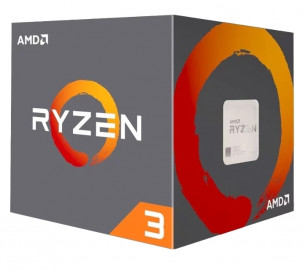 Процессор AMD Ryzen 3 1300X