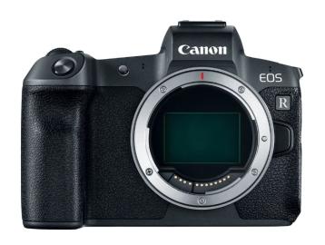 Фотоаппарат Canon EOS R body + адаптер EF-EOS R Black
