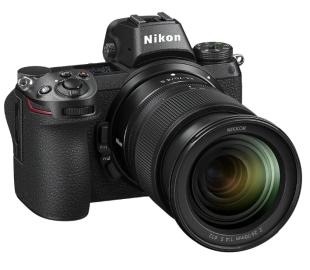 Фотоаппарат Nikon Z6 kit + Z 24-70 mm f/4 S Nikkor (BLACK)
