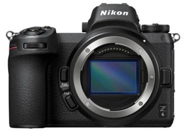 Фотоаппарат Nikon Z6 body + адаптер FTZ (BLACK)
