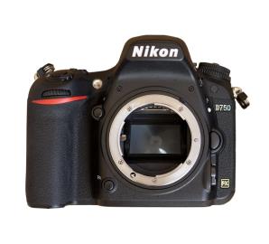 Фотоаппарат NIKON D750 Body / black [VBA420AE]