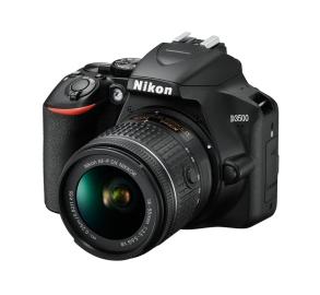 Фотоаппарат NIKON D3500 KIT 18-140mm VR / black [VBA550K004]