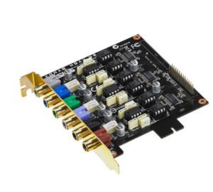 Звуковая карта ASUS PCI Sound Card XONAR H6