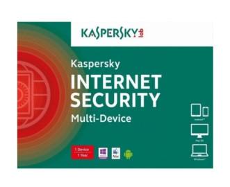 Антивирус Kaspersky Internet Security Multi-Device Russian Edition. 2-Device 1 year Base Box