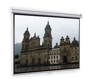 Экран настенный Classic Norma (1:1) 220x220 (W 213x213/1 MW-S0/W) (экран)