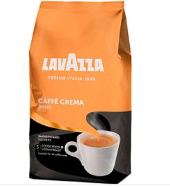 Кофе в зернах Lavazza Caffe Crema Dolce, 1 кг