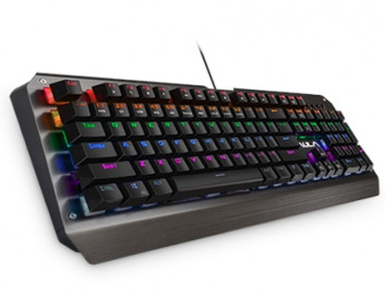 Клавиатура AULA Mechanical Assault Wired Keyboard, EN/RU