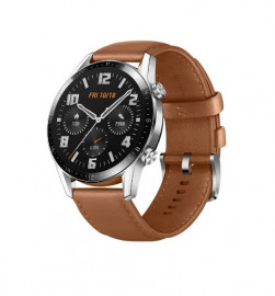 Смарт часы HUAWEI WATCH GT 2 Latona-B19V, коричневый