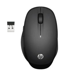 Беспроводная мышь HP Wireless Dual Mode Black Mouse 300 USB (6CR71AA)