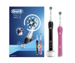 Электрическая зубная щетка ORAL-B Pro 2900 Cross Action