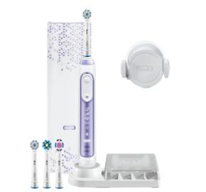 Электрическая зубная щетка ORAL-B PRO 10000 Genius F