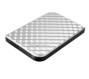 """Внешний жёсткий диск 2000GB Verbatim 2, 5"""" (SILVER) USB 3.0"""