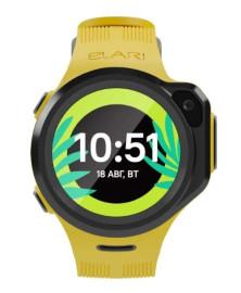 Умные часы Elari Kidphone 4GR Yellow