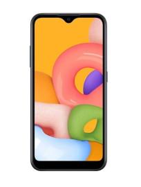 Смартфон Samsung Galaxy A01 Черный (SM-A015FZKDSER)