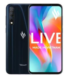 Смартфон Vsmart LIVE Черный (FV620AFBLDRUS)