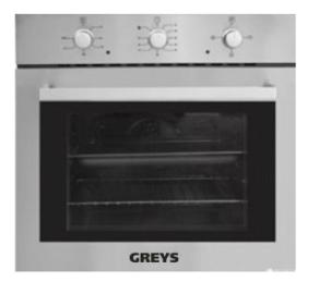 Духовой шкаф GREYS ARSTAA D3 IX