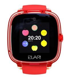 Часы детские Elari KidPhone Fresh Красные