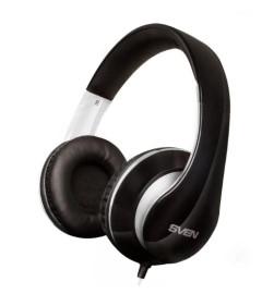 Наушники с микрофоном SVEN AP-940MV black/white