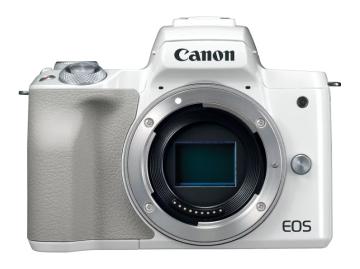 Фотоаппарат Canon EOS M50 body White