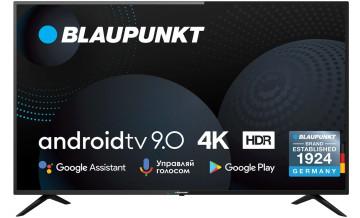 """Телевизор Blaupunkt 58UN265 58"""" (2020), черный"""