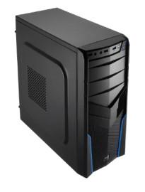 Компьютерный корпус Aerocool PGS V2X-BK синий