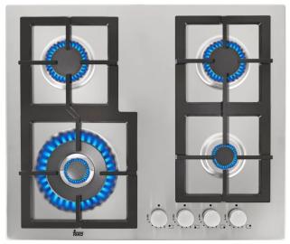 Газовая варочная панель TEKA EFX 60 4G AI AL DR