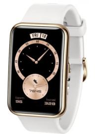 Умные часы HUAWEI Watch Fit Elegant, frosty white