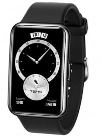 Умные часы HUAWEI Watch Fit Elegant, midnight black