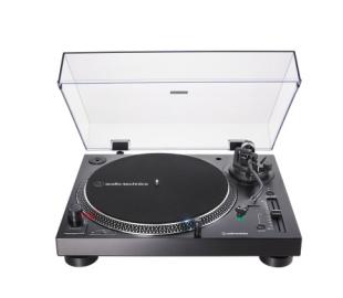 Проигрыватель винила Audio-Technica AT-LP120X черный