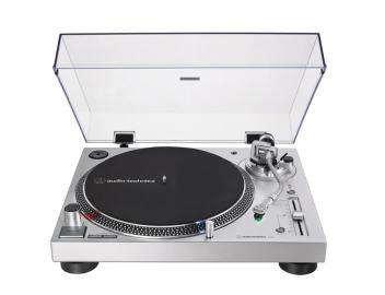 Проигрыватель винила Audio-Technica AT-LP120X серебристый