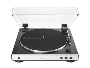 Проигрыватель винила Audio-Technica AT-LP60XBT белый