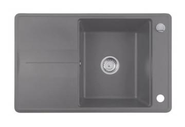 Врезная кухонная мойка TEKA Estela 50 B-TQ 40148081 Grafit