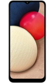 "Смартфон Samsung Galaxy A02S LTE 6.5"" Белый (SM-A025FZWESER) 32 Гб/3 Гб"