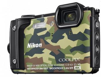 Цифровая камера NIKON Coolpix W300 camouflade