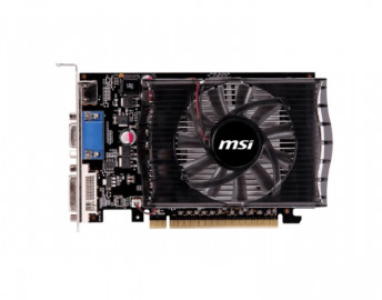 Видеокарта MSI GeForce GT 730 4GB DDR3 (N730-4GD3) 128 бит 750/1000 DVI,HDMI,DSub