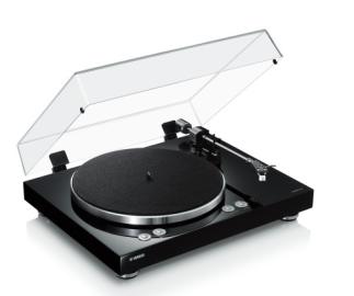 Проигрыватель винила Yamaha MusicCast Vinyl 500 черный