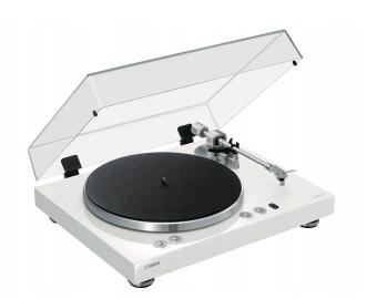 Проигрыватель винила Yamaha MusicCast Vinyl 500 белый