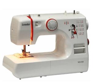 Швейная машина Leader VS418