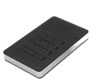 """Внешний жёсткий диск1000GB Verbatim 2, 5"""" (BLACK) USB 3.1"""
