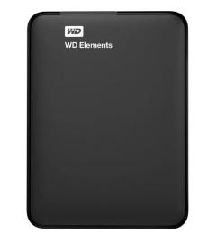 "Жесткий диск внешний 2Tb 2.5"" USB3.0 WD Elements [WDBU6Y0020BBK-WESN]"