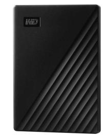 """Жесткий диск внешний 2Tb 2.5"""" USB3.0 WD My Passport черный [WDBYVG0020BBK-WESN]"""