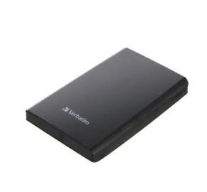 "Внешний жёсткий диск 500GB SmartDisk by Verbatim 2, 5"" (BLACK) USB 3.0"