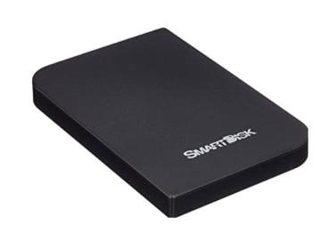 "Внешний жёсткий диск 500GB SmartDisk by Verbatim 2,5"" (BLACK) USB 3.2 G1"