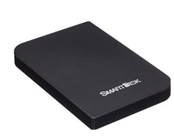 "Внешний жёсткий диск 1000GB SmartDisk by Verbatim 2,5"" (BLACK) USB 3.2 G1"